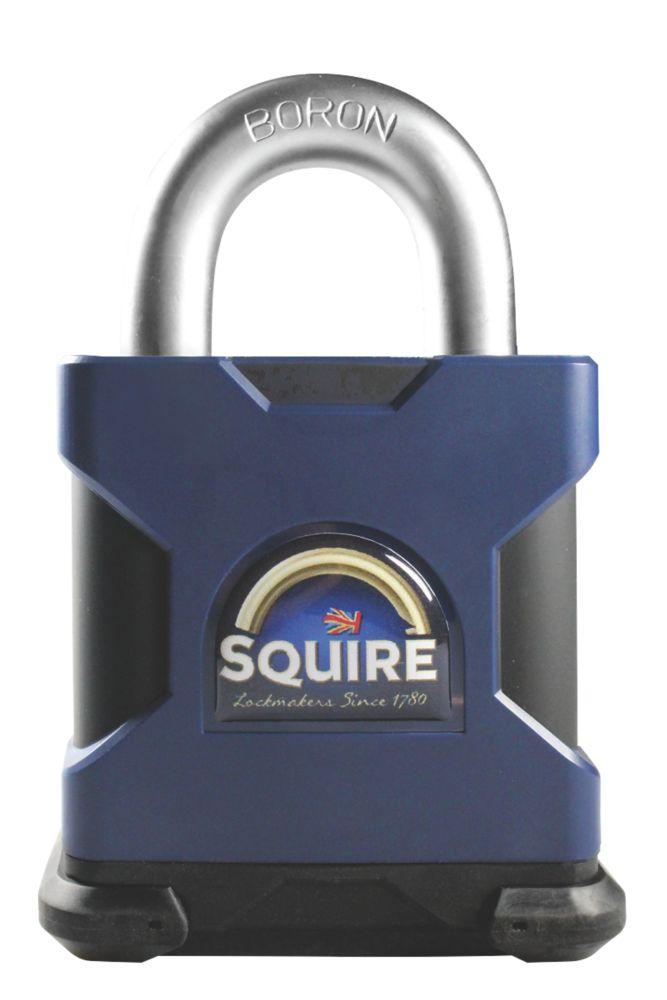 Squire SS65S Hardened Steel     Padlock