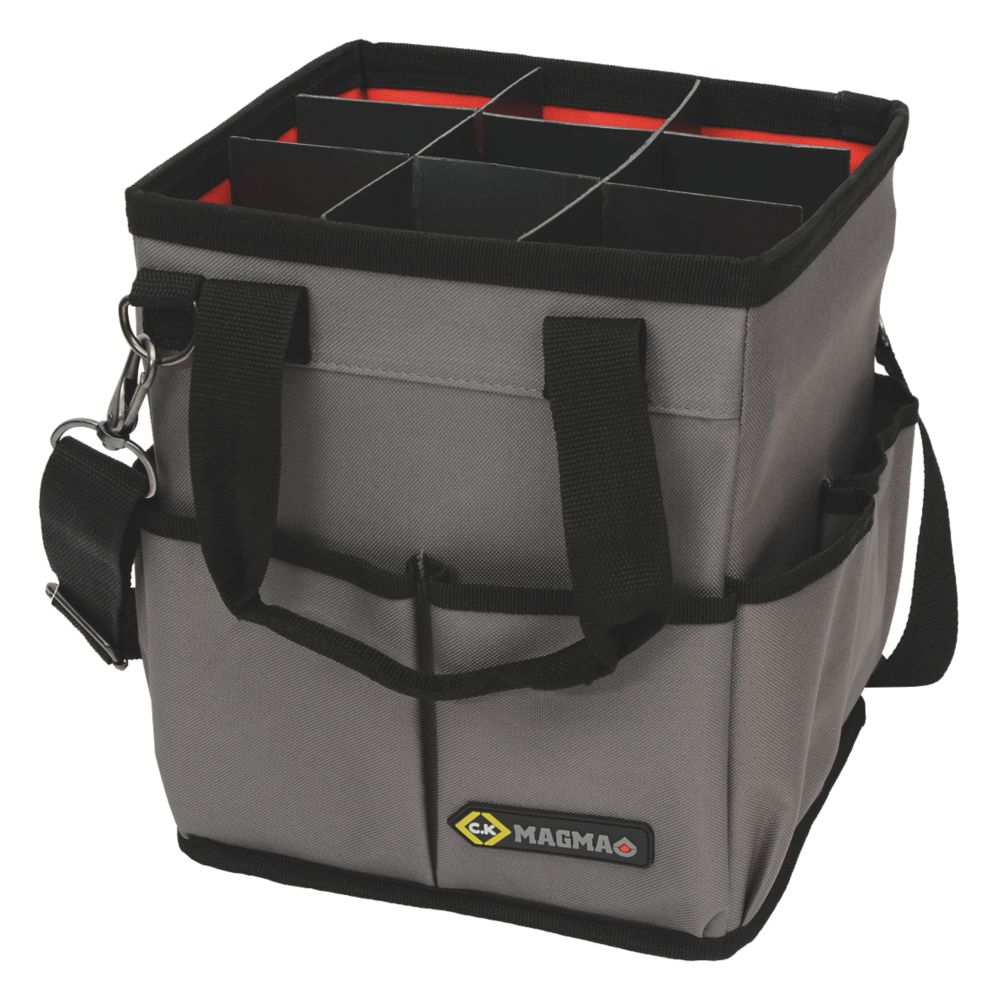 """CK Magma  3-in-1 Toolbag Tote 11"""""""