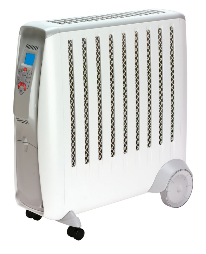 Dimplex CDE2ECC Freestanding Oil-Free Radiator  2000W 614 x 605mm