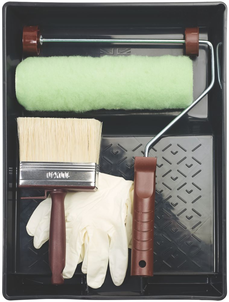 No Nonsense Timbercare Painting Set 5 Pieces