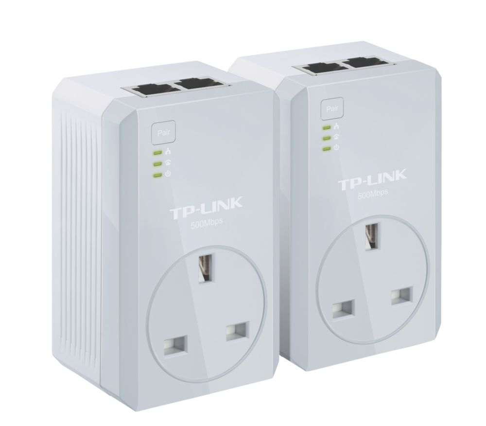 TP-Link TL-PA4020PKIT  Powerline Starter Kit