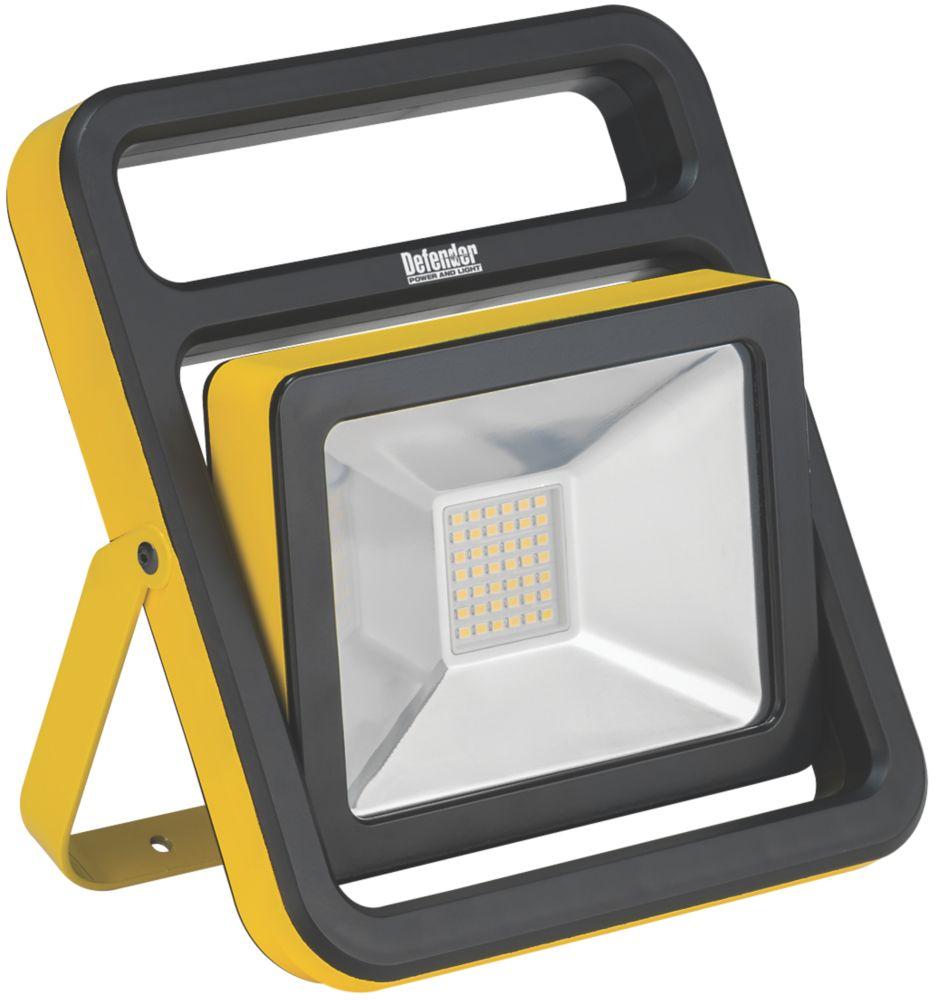 Defender  Slimline LED Work Light 20W 240V