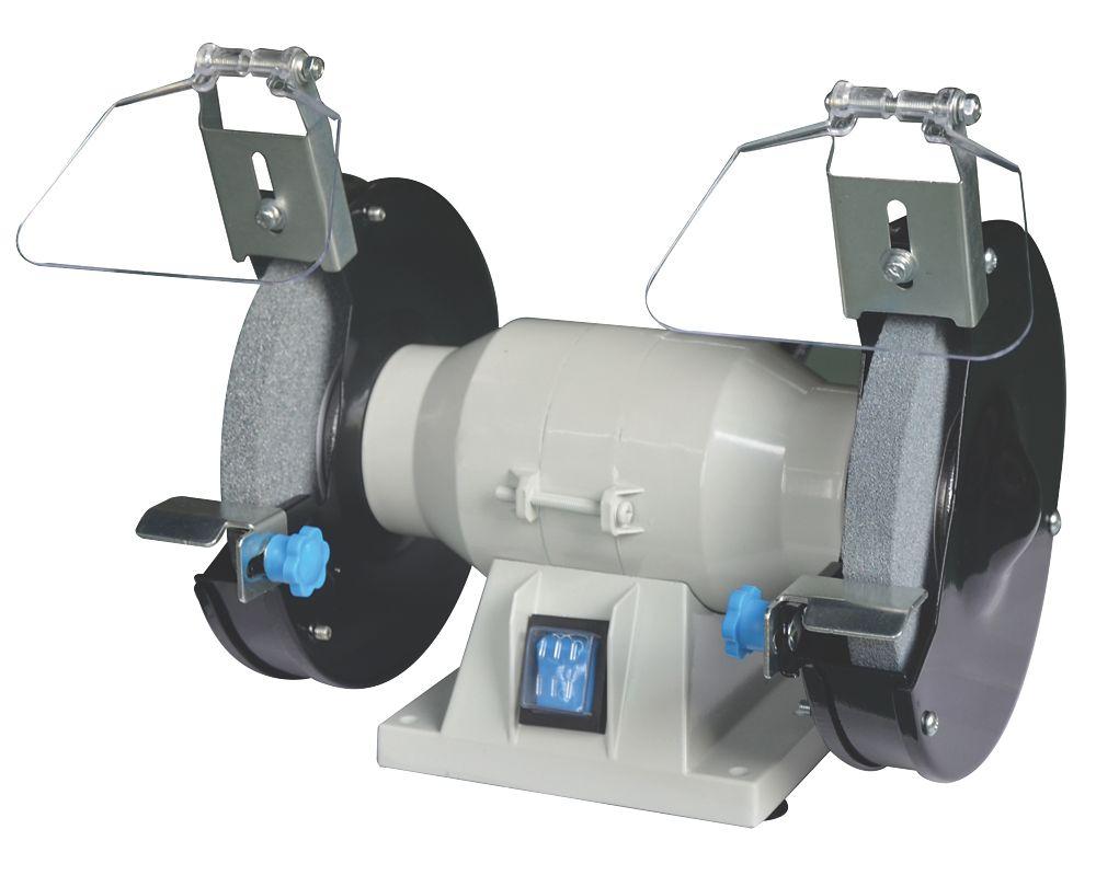 Mac Allister MBGP150B 150mm Electric Bench Grinder 230-240V