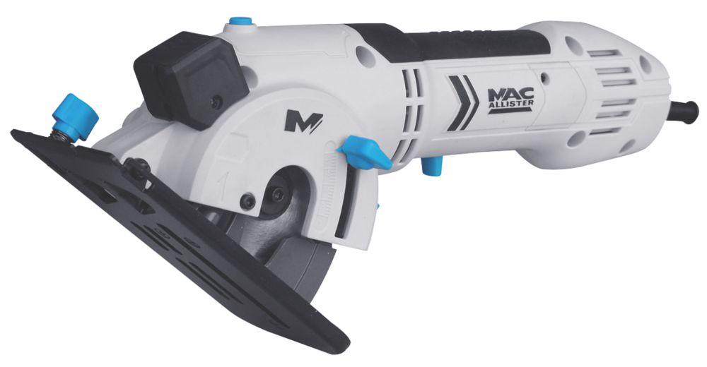 Mac Allister MSMCS500 500W 76mm  Electric Mini Saw 220-240V