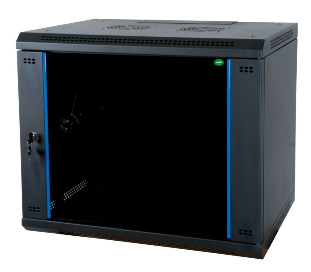 9U Wall Data Cabinet 600 x 500mm