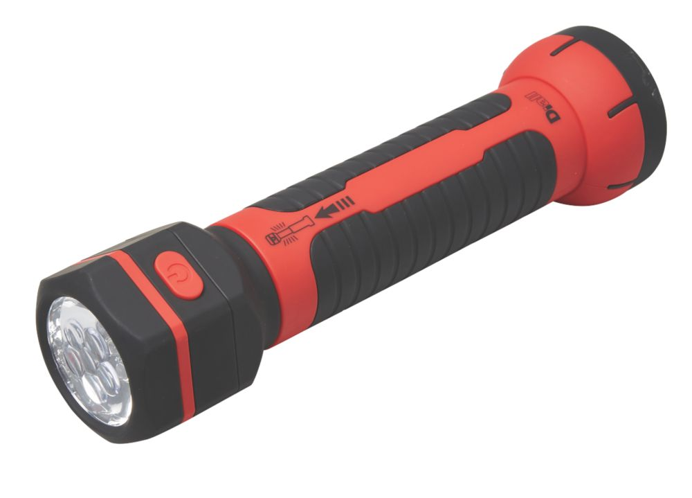 Diall LED Rechargeable Inspection Light 2.76W