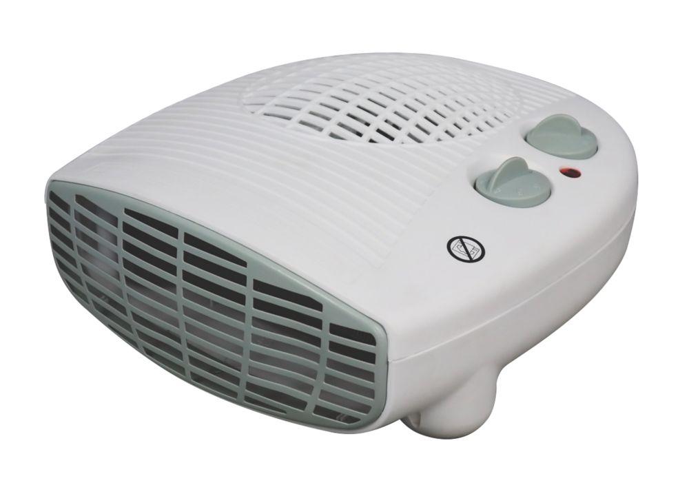 Manrose  Freestanding Fan Heater 2000W