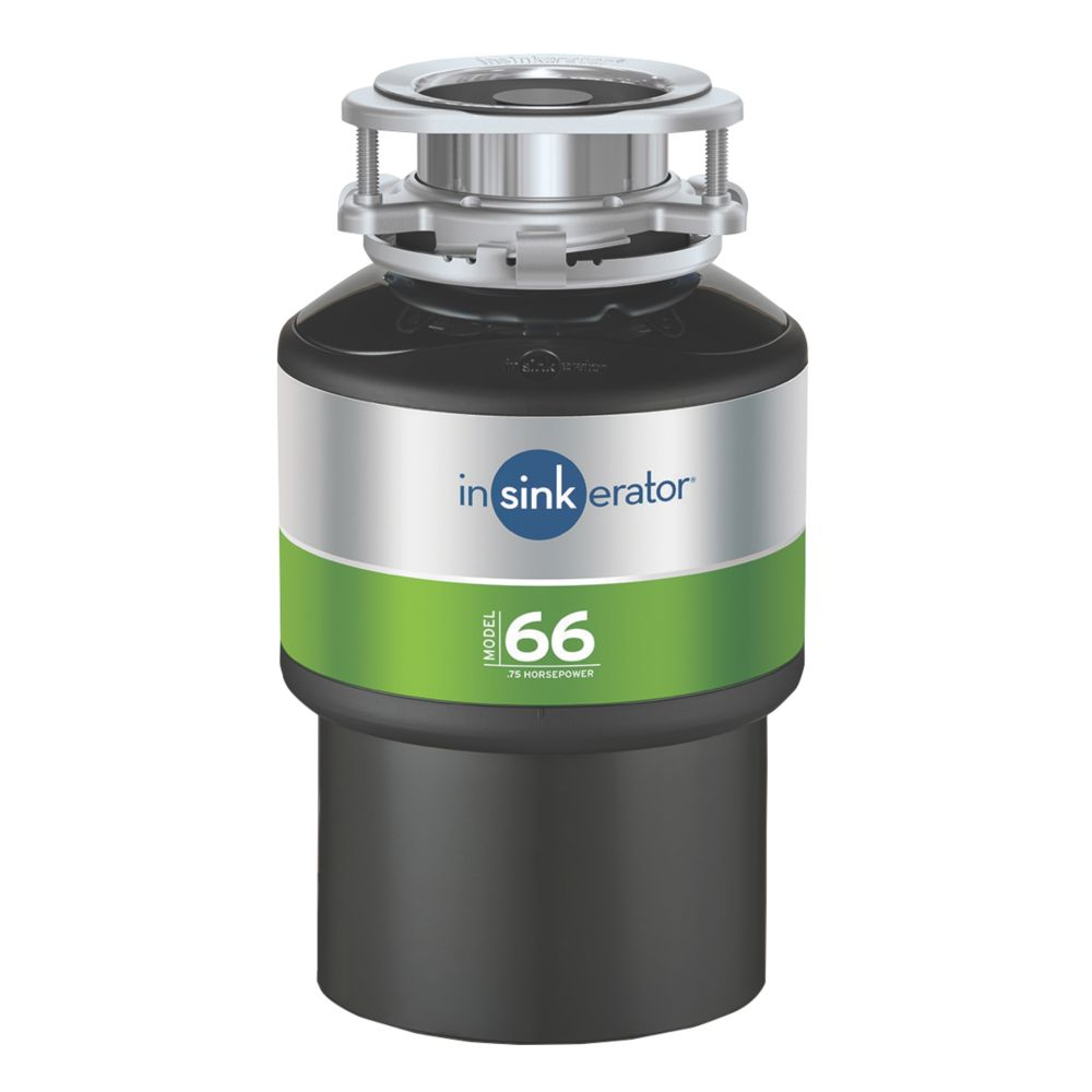 InSinkErator Model 66 ISE M Series Food Waste Disposer