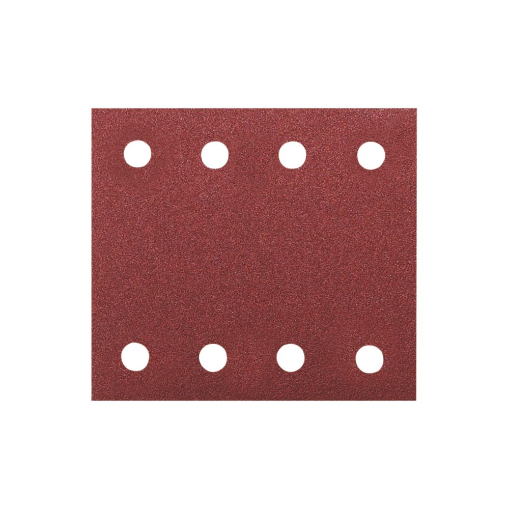 Makita ¼ Sanding Sheets Punched 114 x 102mm 120 Grit 10 Pack