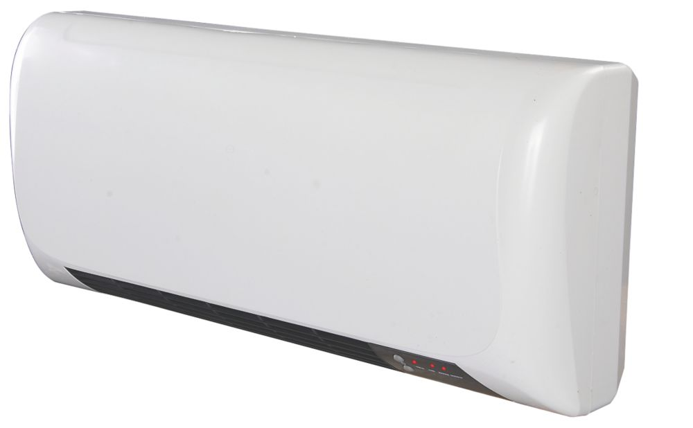 Blyss  Wall-Mounted Dry Inertia Ceramic Heater 2000W