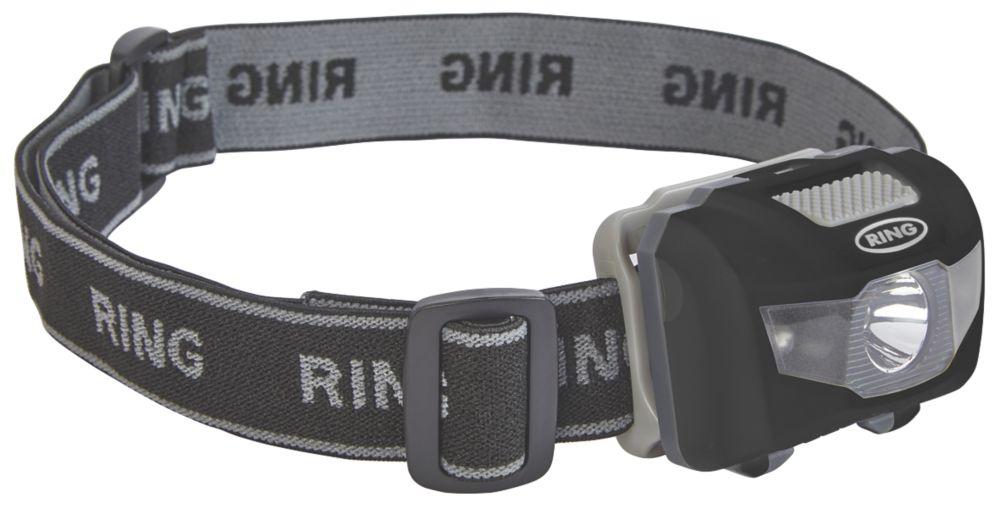 Ring RT5198 LED High Performance Headlamp 3 x AAA