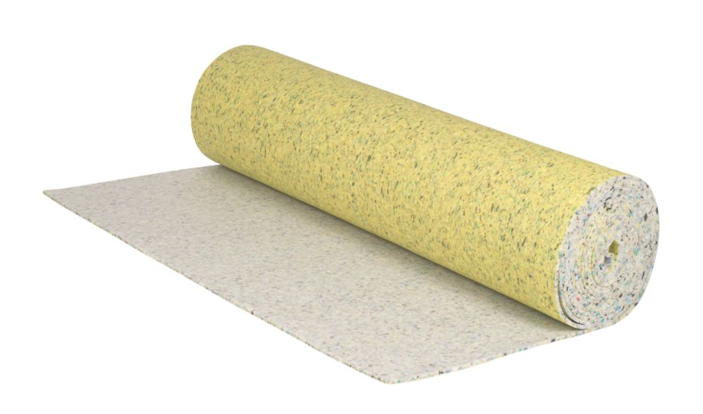 Alpha Polyurethane Foam Carpet Underlay 15m²