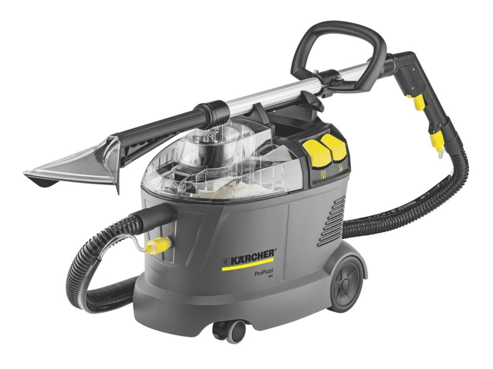 Karcher Pro Puzzi 400 1200W Spray-Extraction Carpet Cleaner 220-240V