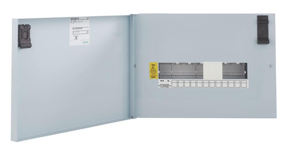 Schneider Electric KQ 12-Way Non-Metered  Distribution Board