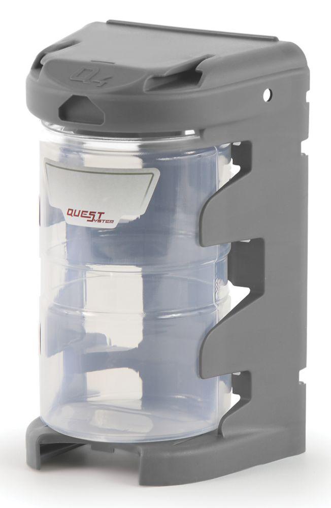 Q4 Modular Organiser Bin Grey