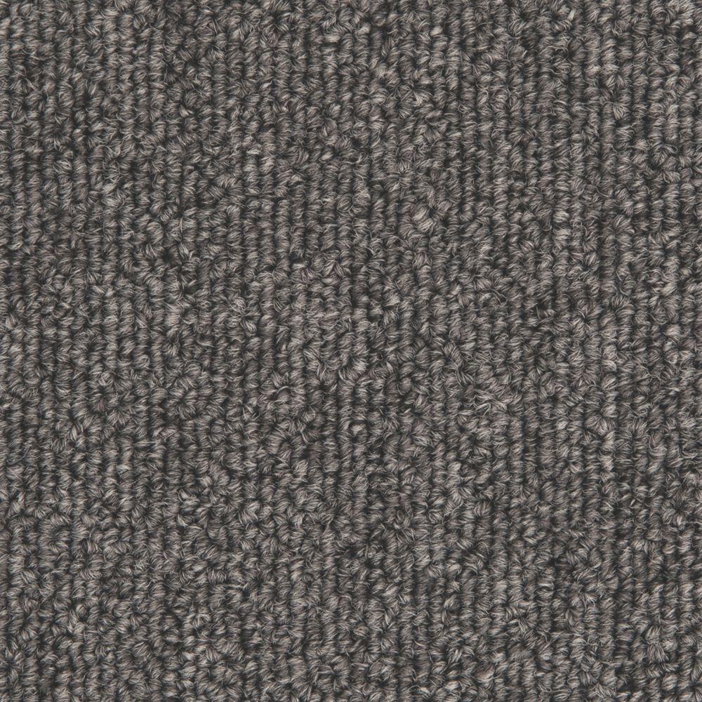 Distinctive Flooring Trident Carpet Tiles Dark Grey 20 Pcs