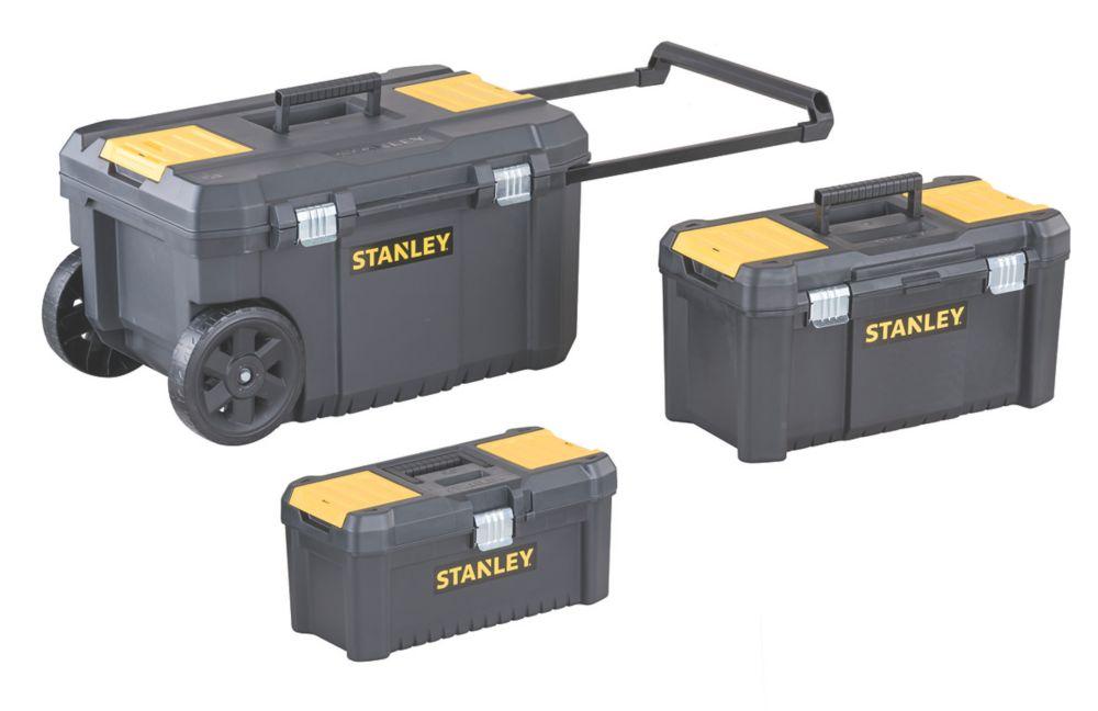 Stanley  Tool Chest Bundle 3 Pcs
