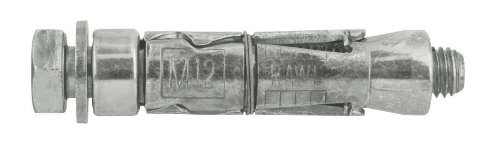 Rawlplug RawlBolts M8 x 80mm 5 Pack