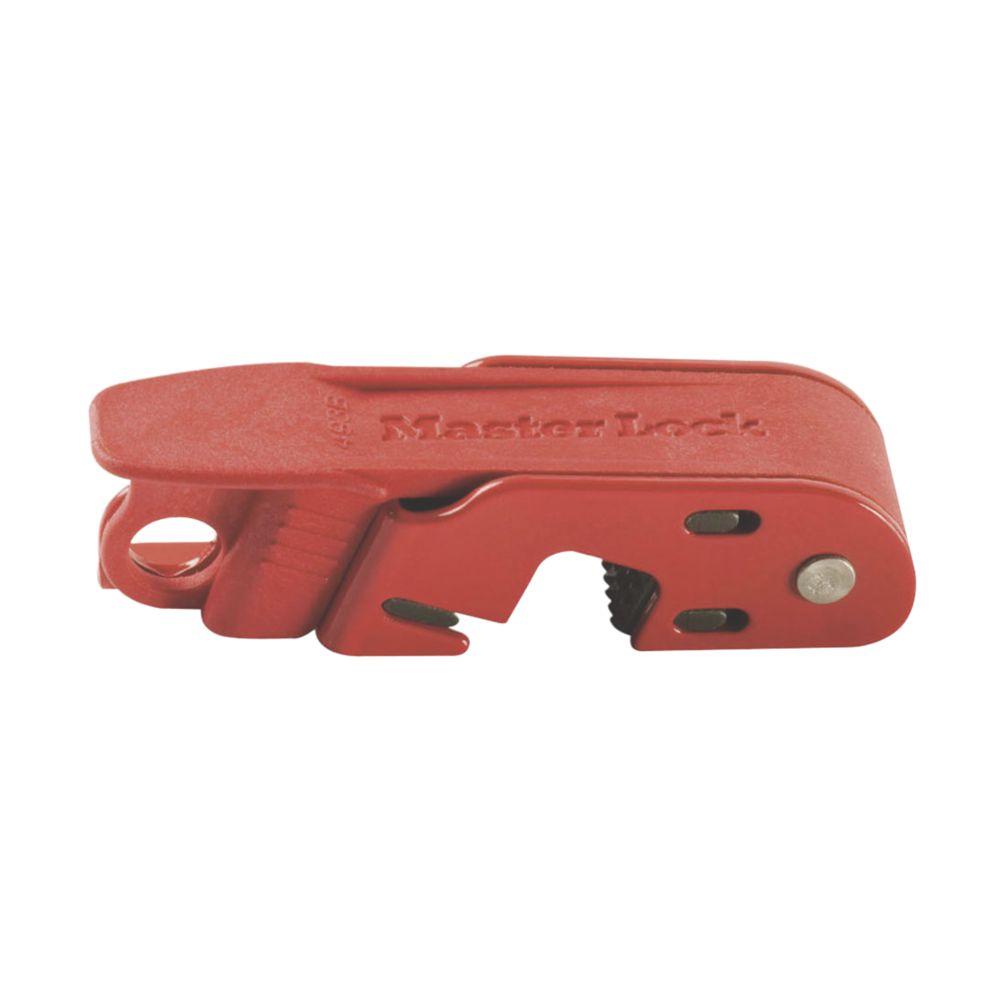 Master Lock  Grip Tight Circuit Breaker Lockout