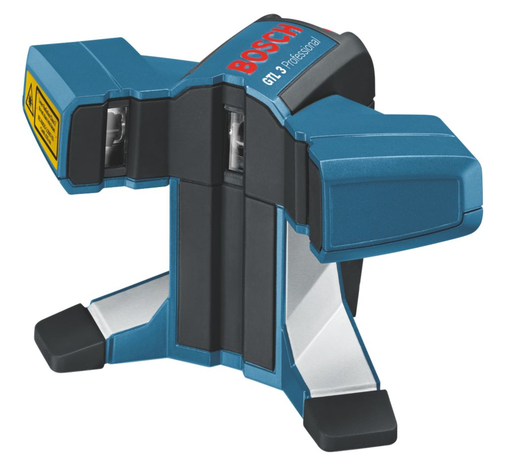 Bosch GTL 3 Red Self-Levelling Automatic Tile Laser