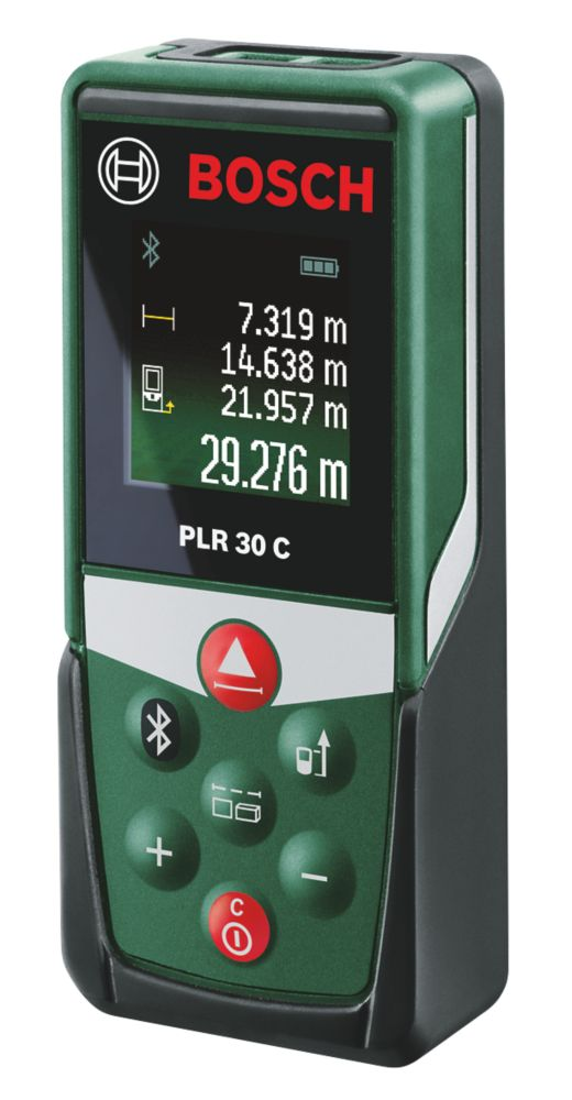 Bosch PLR30C Laser Measure