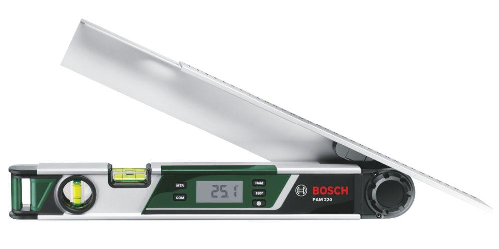Bosch PAM220 Digital Angle Measurer