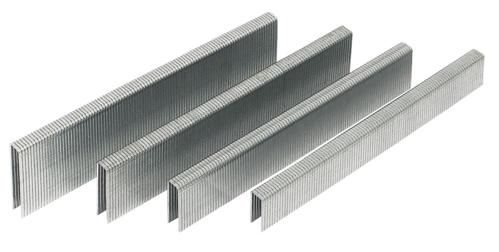 Tacwise 91 Series Staples Selection Pack Galvanised 2800 Pcs