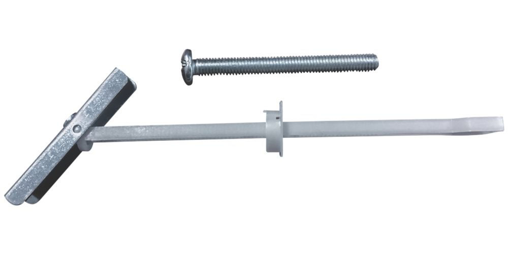 Timco Spring Toggles 6 x 40mm 10 Pack