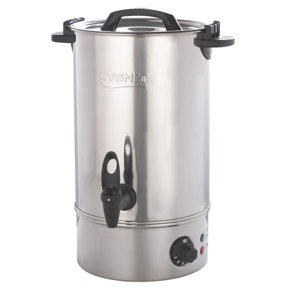 Cygnet 444440351 Manual Fill Water Boiler 10Ltr
