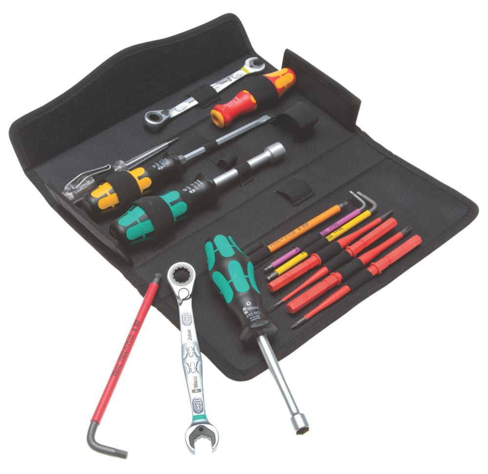 Wera  Trade Kit 15 Pieces