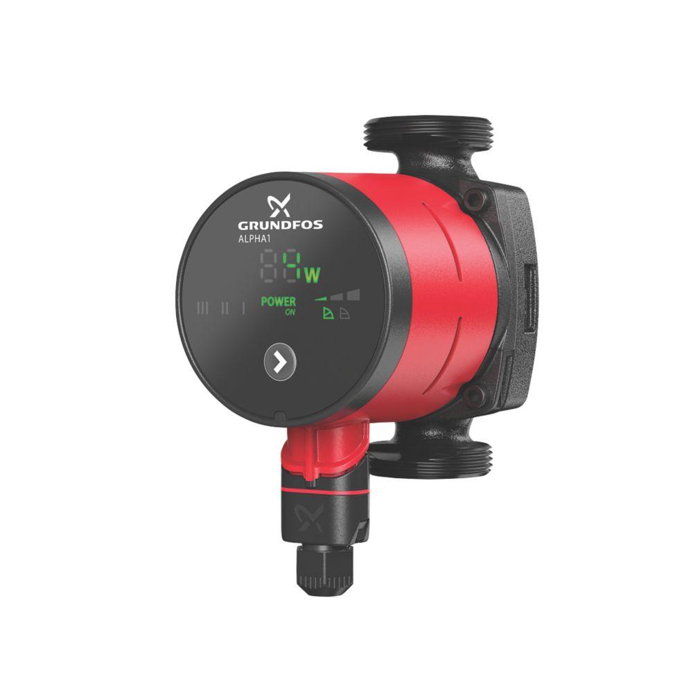 Grundfos Alpha 1 15-50/60 Domestic Heating Circulator 230V