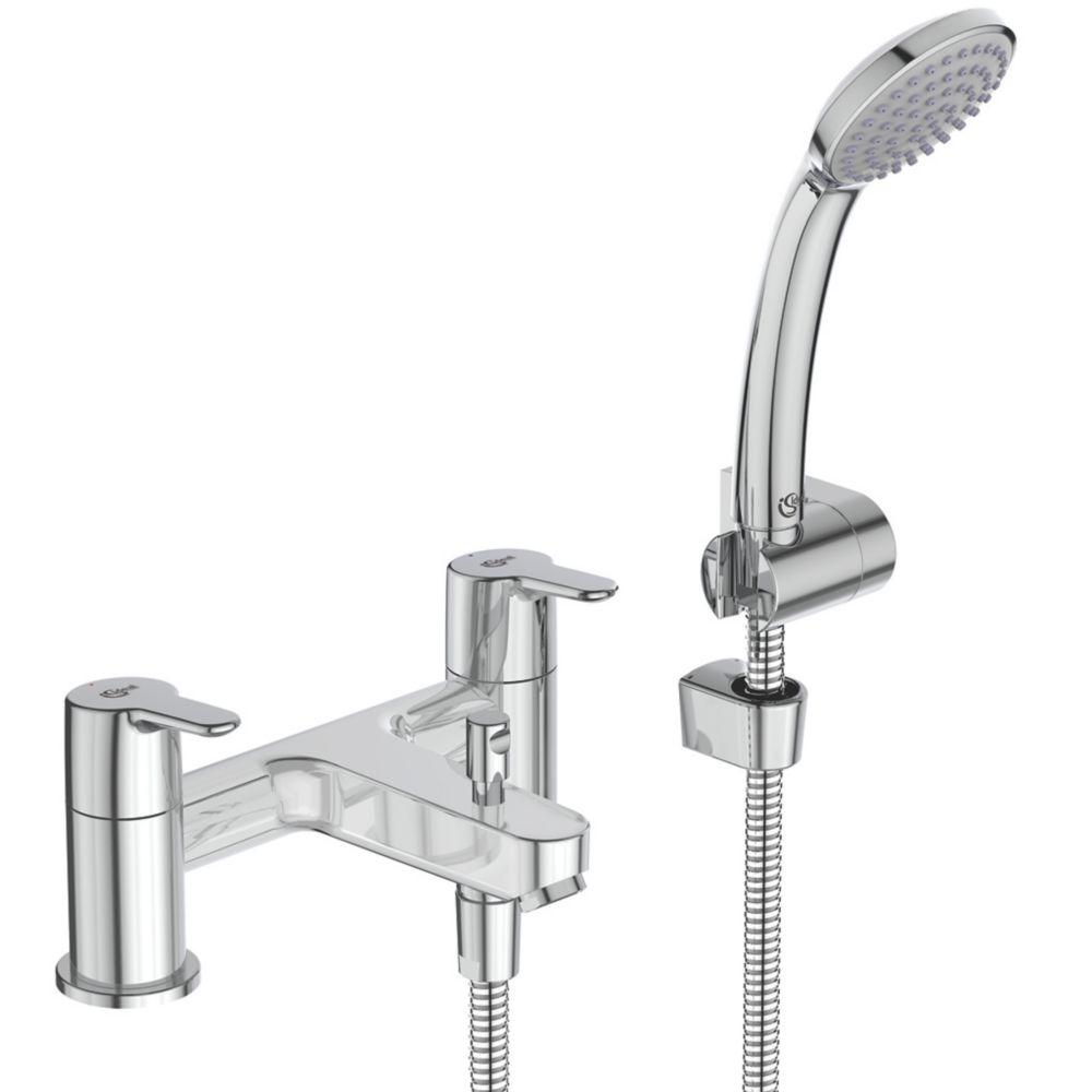 Ideal Standard Sesia Surface-Mounted  Bath Shower Mixer