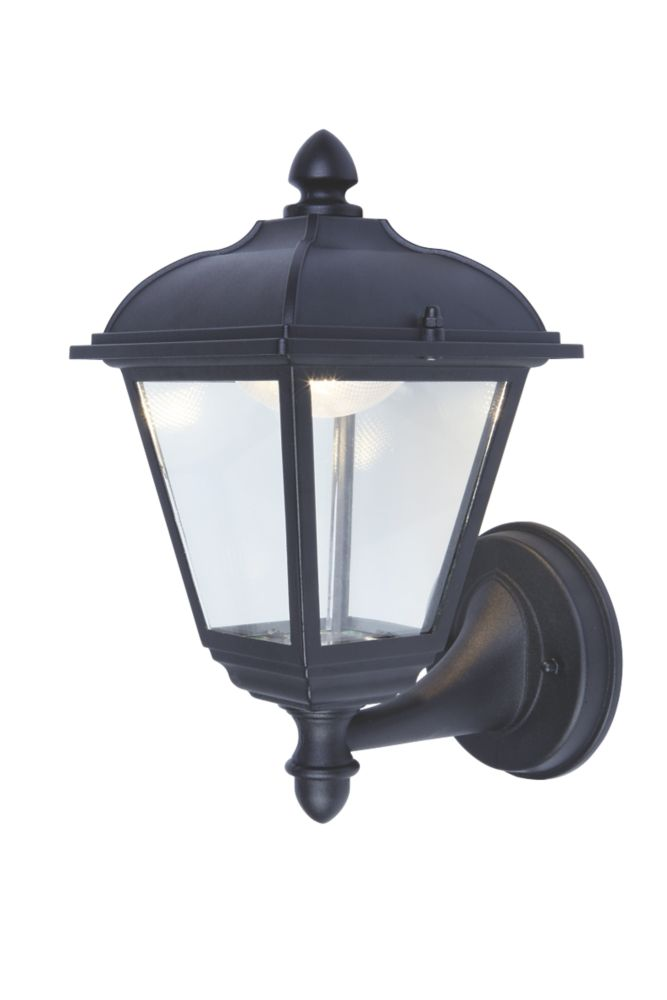 LAP  Outdoor  Wall Light Black 9.2W 410lm