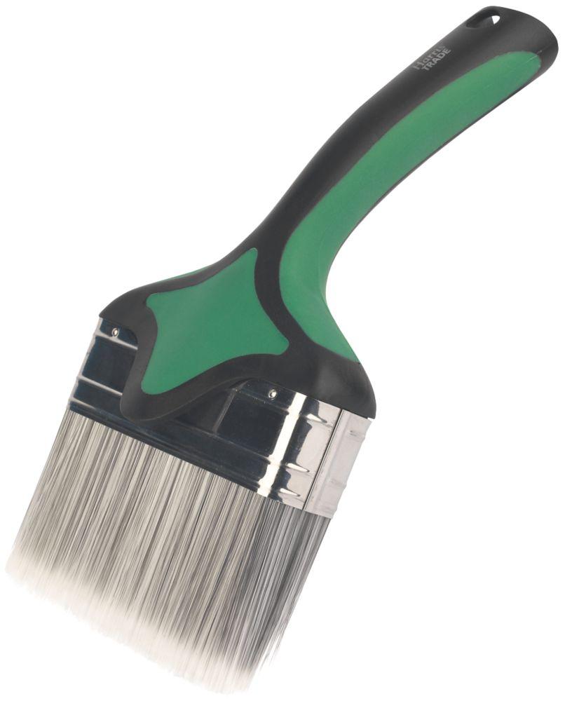 "Harris Trade Angled Timbercare Block Brush 4¾"""