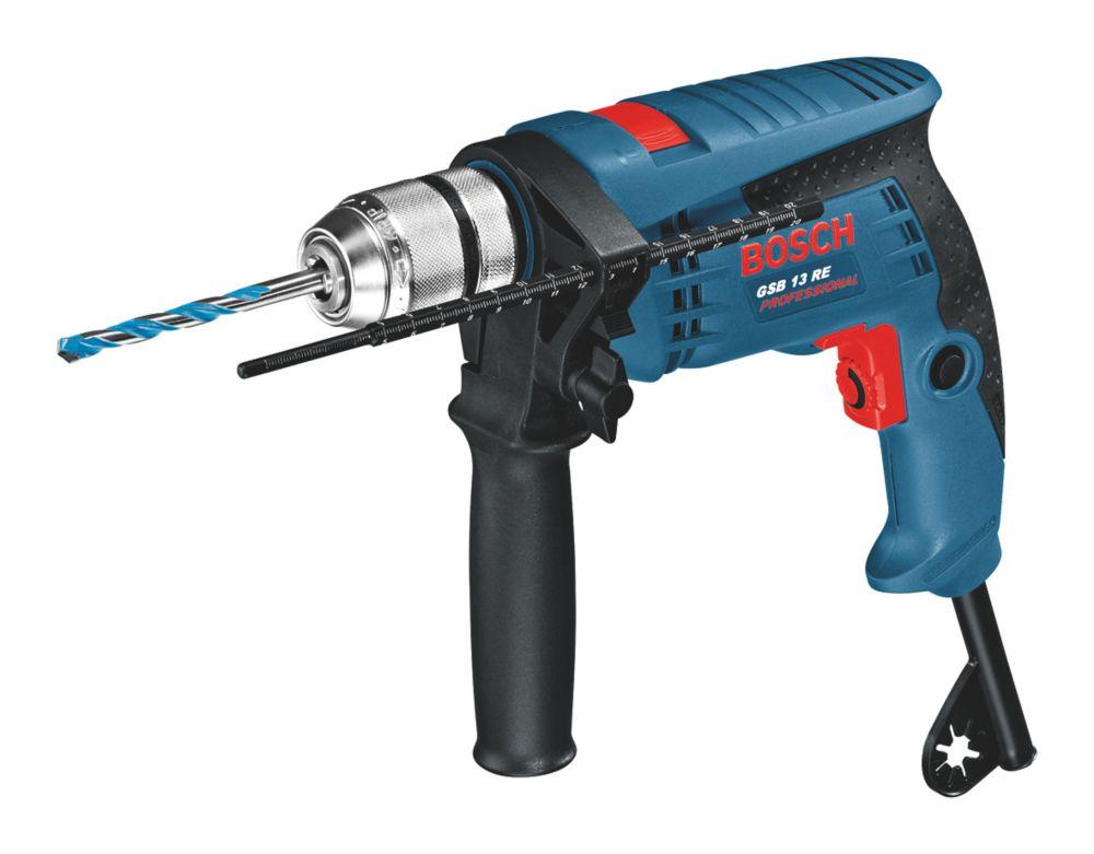 Bosch GSB 13 RE 600W  Electric Impact Drill 230V