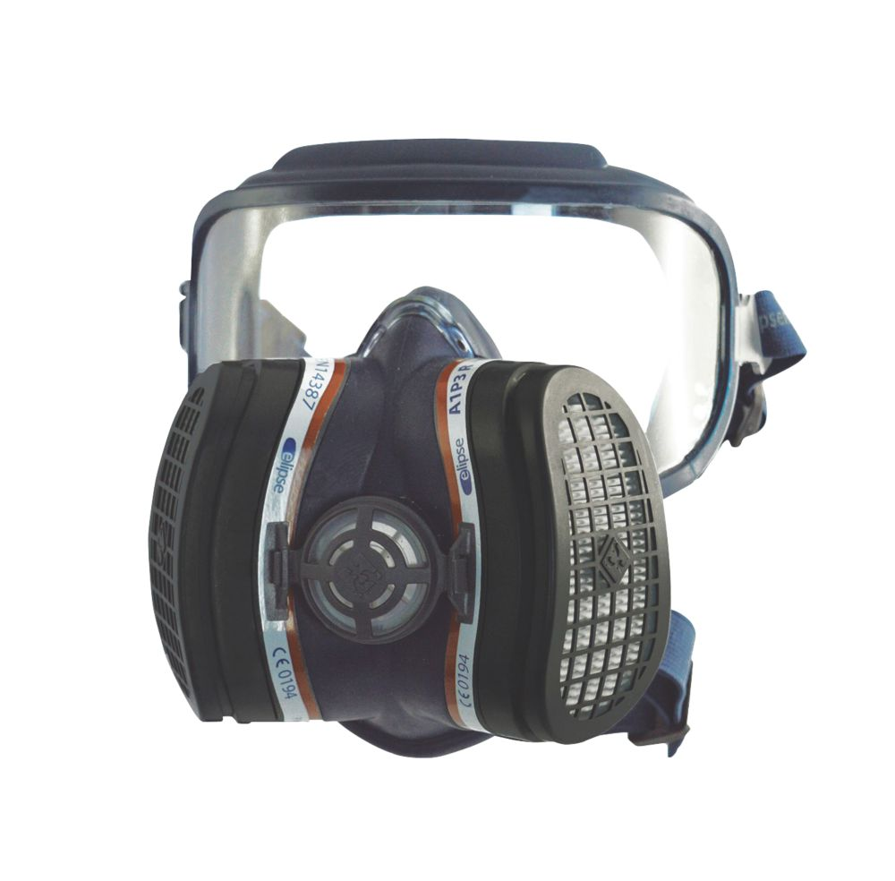 GVS Elipse Integra SPR444 Respiratory Mask with Goggles A1-P3