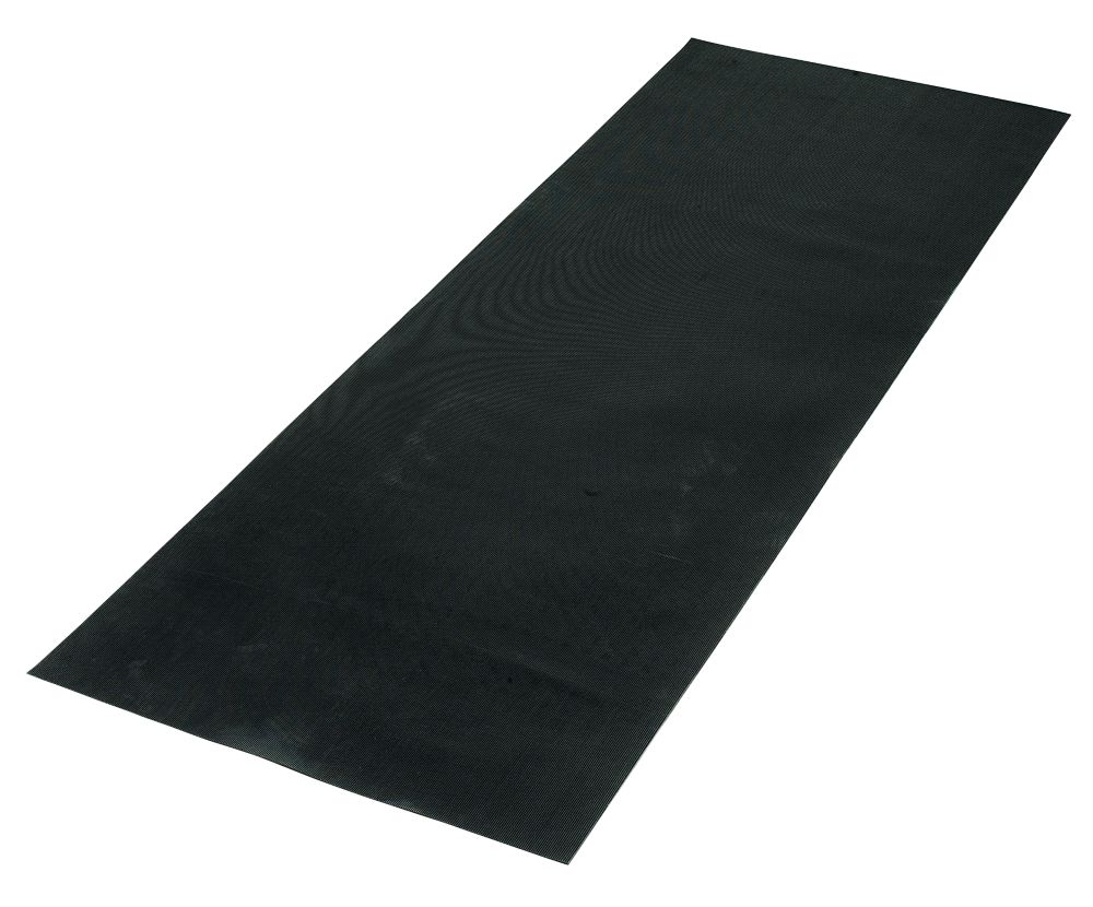General Purpose Floor Mat Black 2500 x 915mm