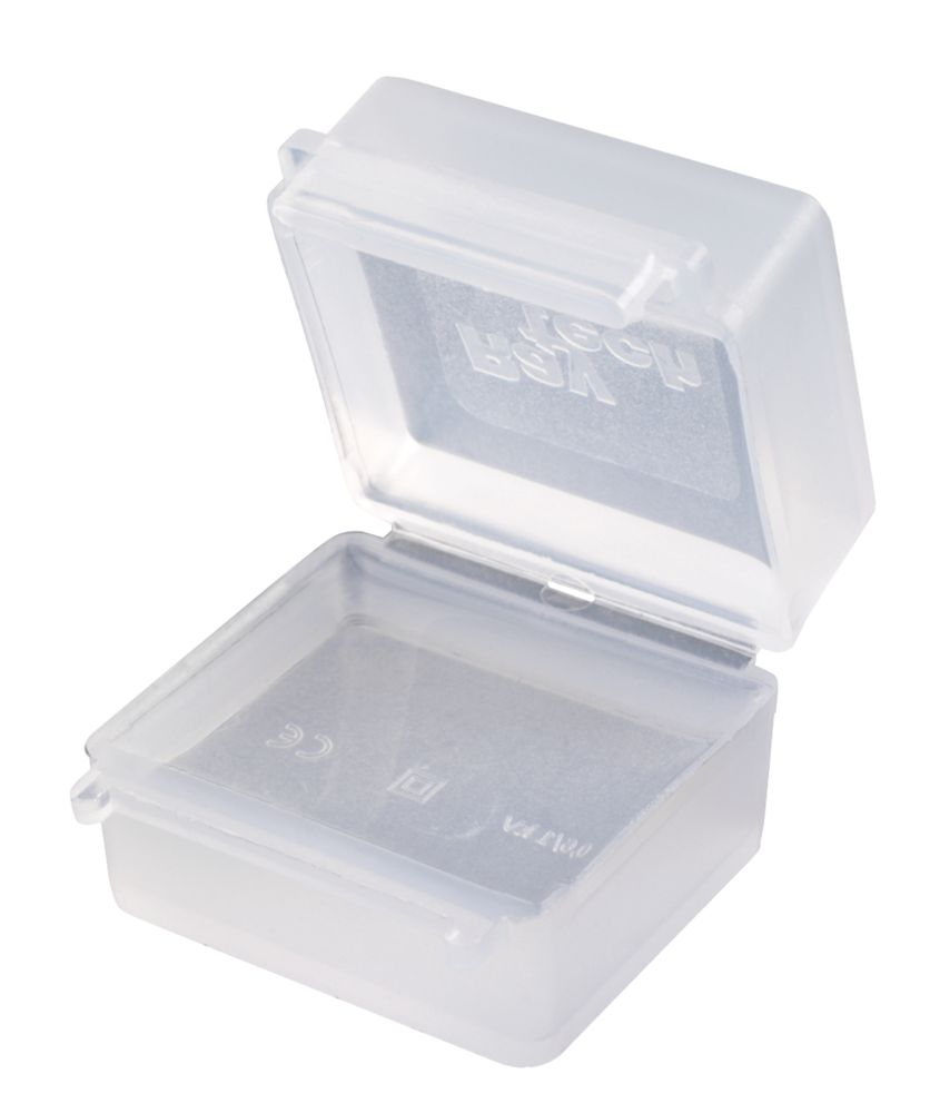 Raytech 2-Entry 3-Pole IPX8 Mini Gel Connector Cover Clear 2 Pack