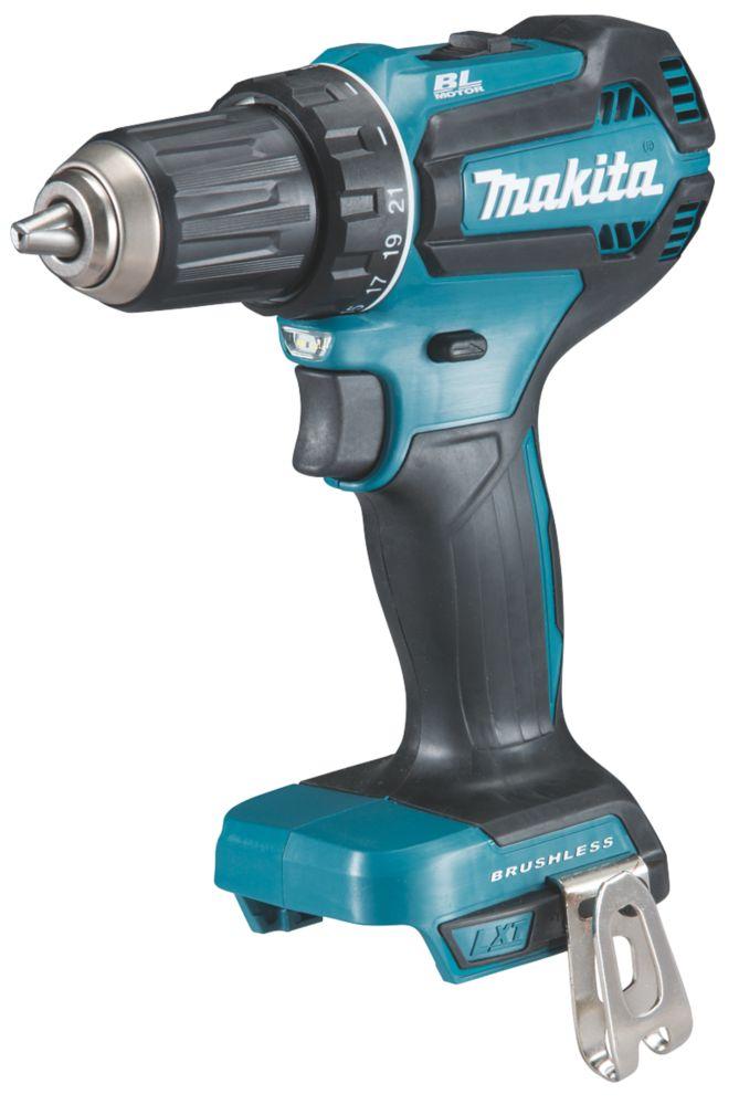 Makita DDF485Z 18V Li-Ion LXT Brushless Cordless Drill Driver - Bare