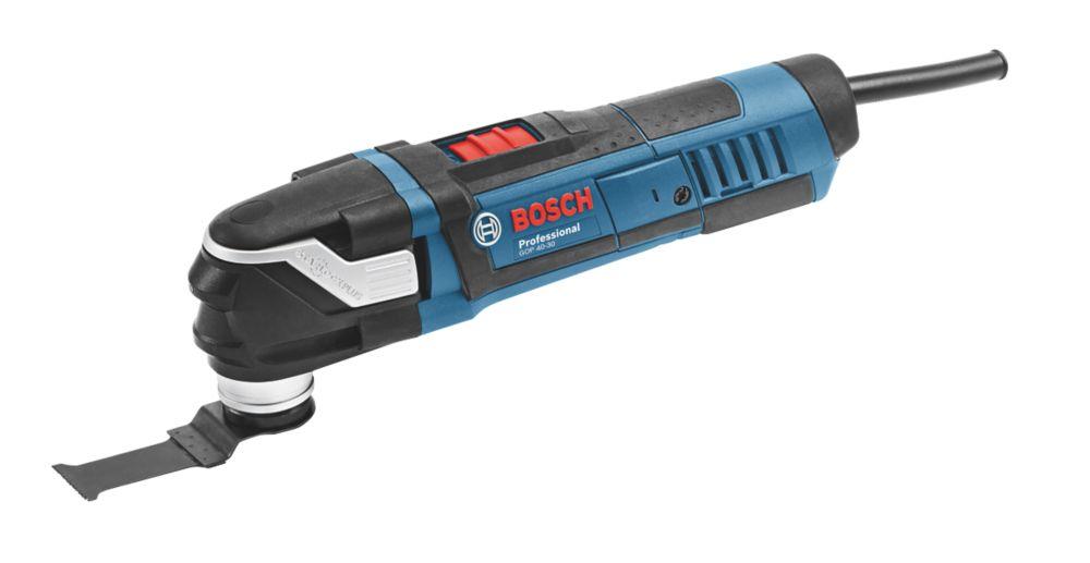 Bosch GOP 40-30 400W  Electric Multi-Cutter & 15 Accessories 110V