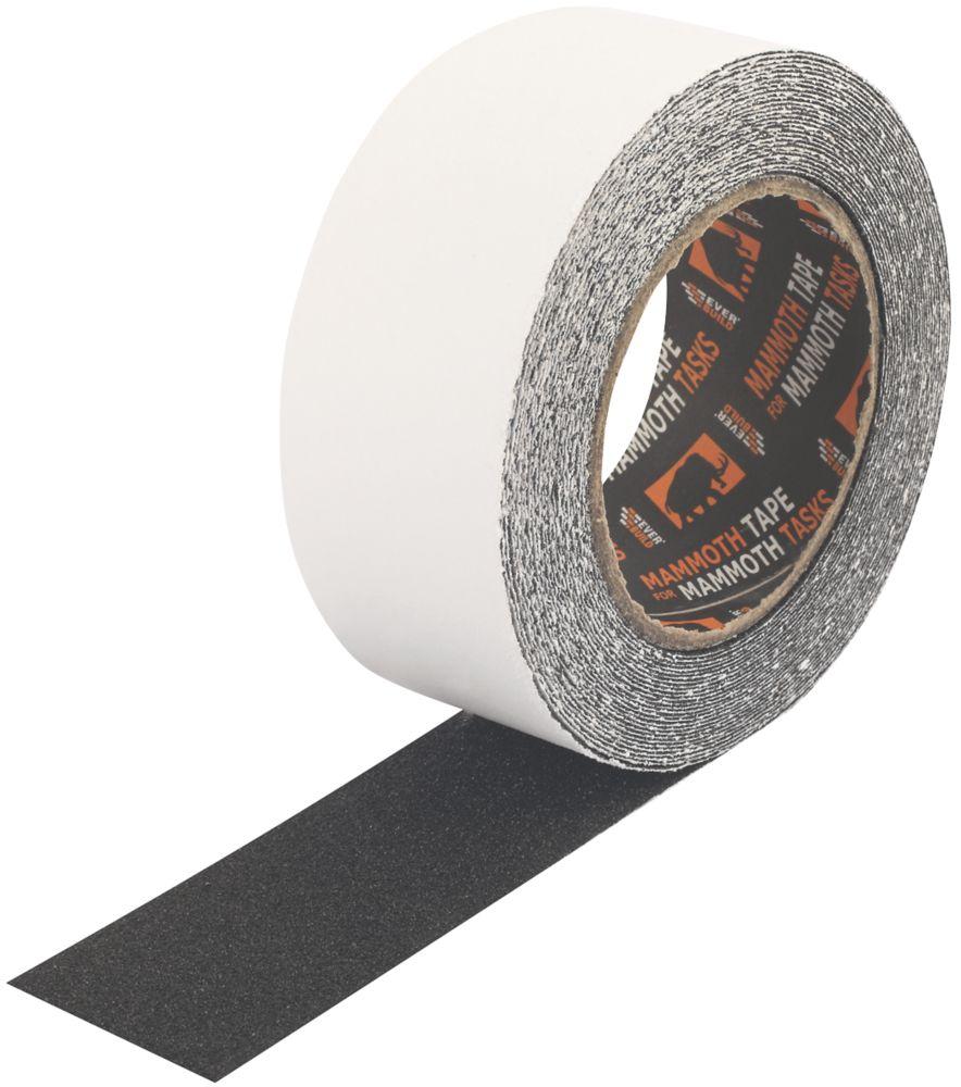 Everbuild Anti-Slip Tape Black 10m x 50mm
