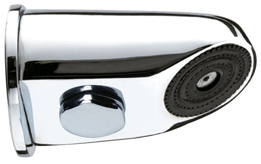 Franke Fixed Vandal-Resistant Shower Head Chrome 62mm