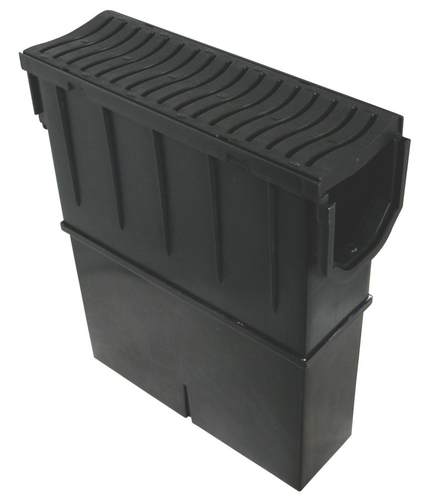 FloPlast Sump Trap Unit & Basket