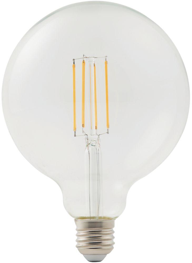 Diall  ES G200 LED Virtual Filament Light Bulb 806lm 7W
