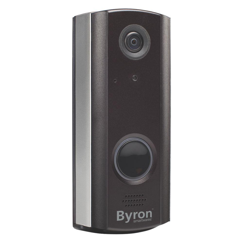 Byron DIC-23216UK Smart Video Intercom Black