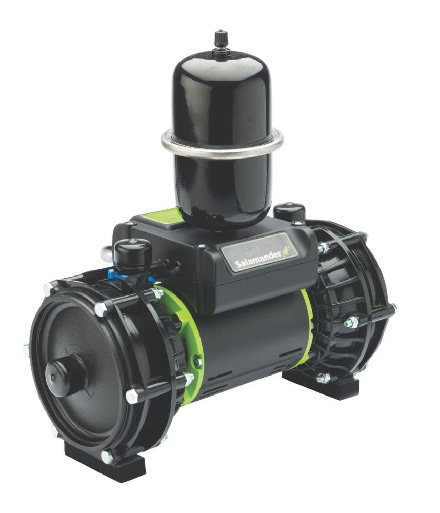 Salamander Pumps RP75TU Centrifugal Twin Shower Pump 2.0bar