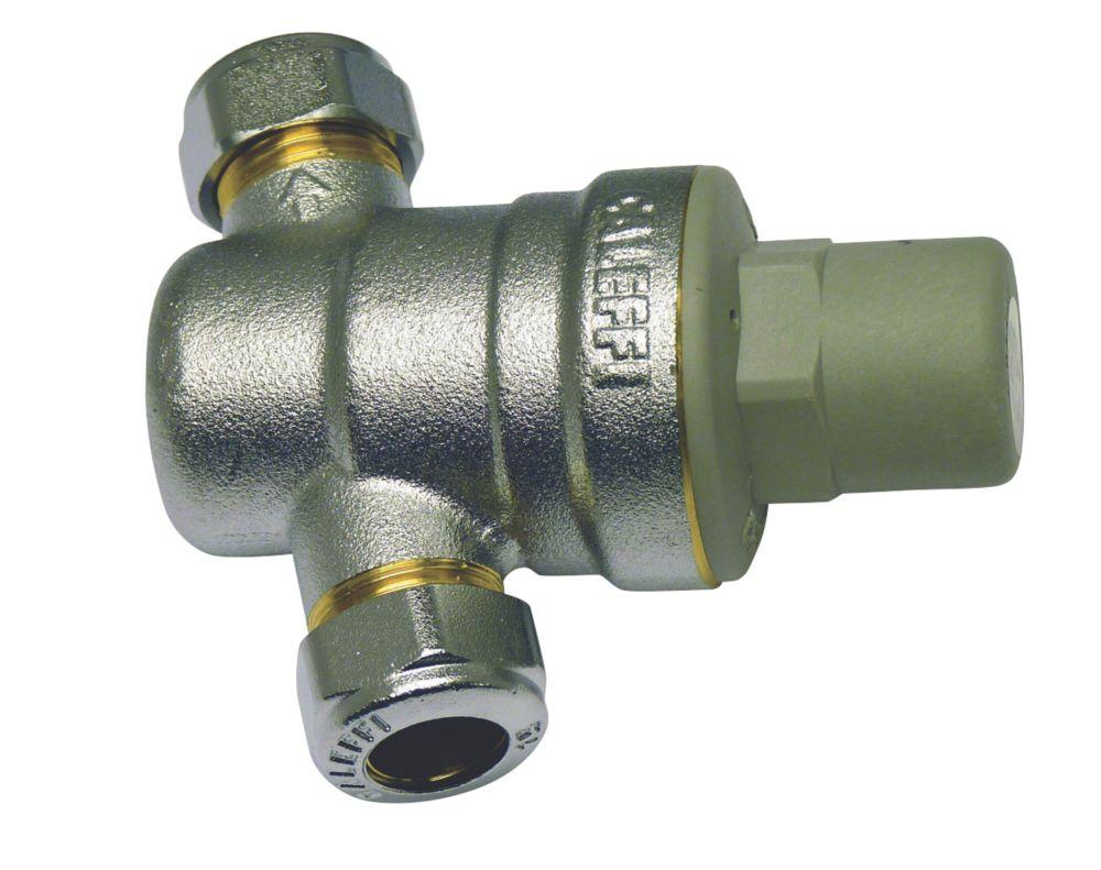Zip Pressure Reducer & Line Strainer 90 x 85mm