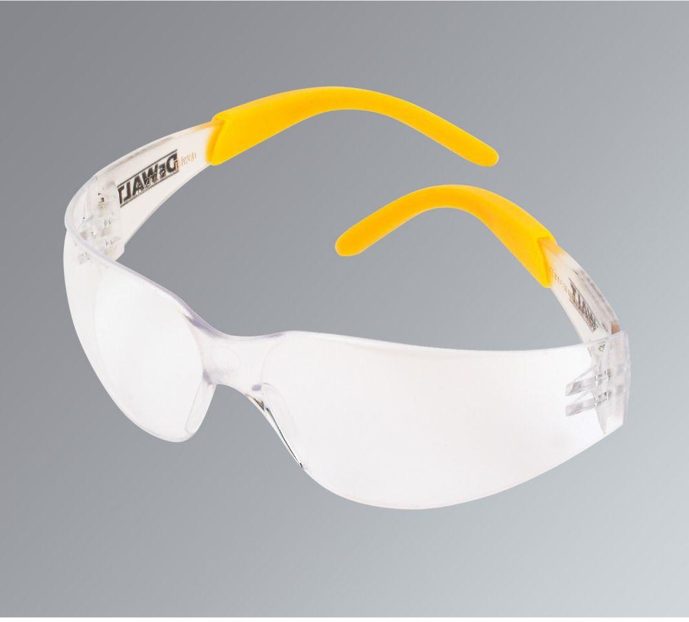 DeWalt Protector DPG54-1D EU Clear Lens Safety Specs
