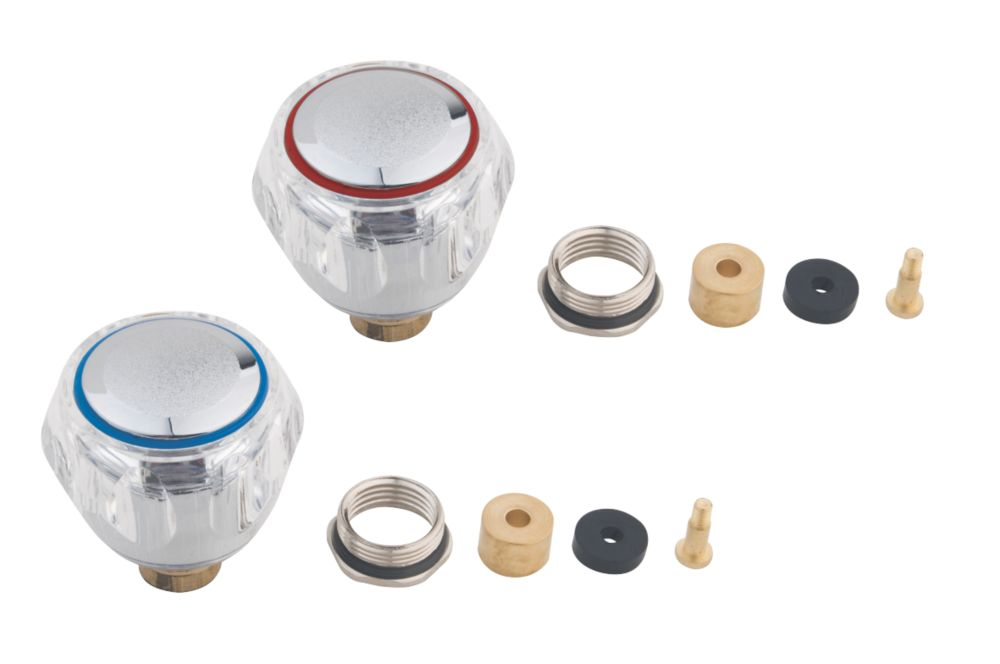 Swirl H58 1-2 Basin Contract Acrylic Tap Reviver Kit