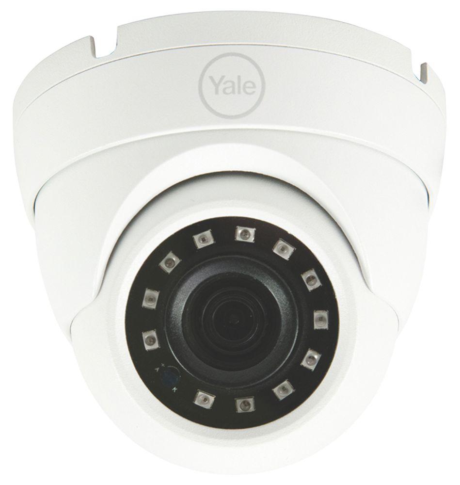 Yale SV-ADFX-W Indoor / Outdoor Dome CCTV Camera
